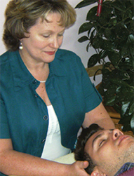 Rose Harlander Craniosacrale Koerperarbeit Veronica Harlander